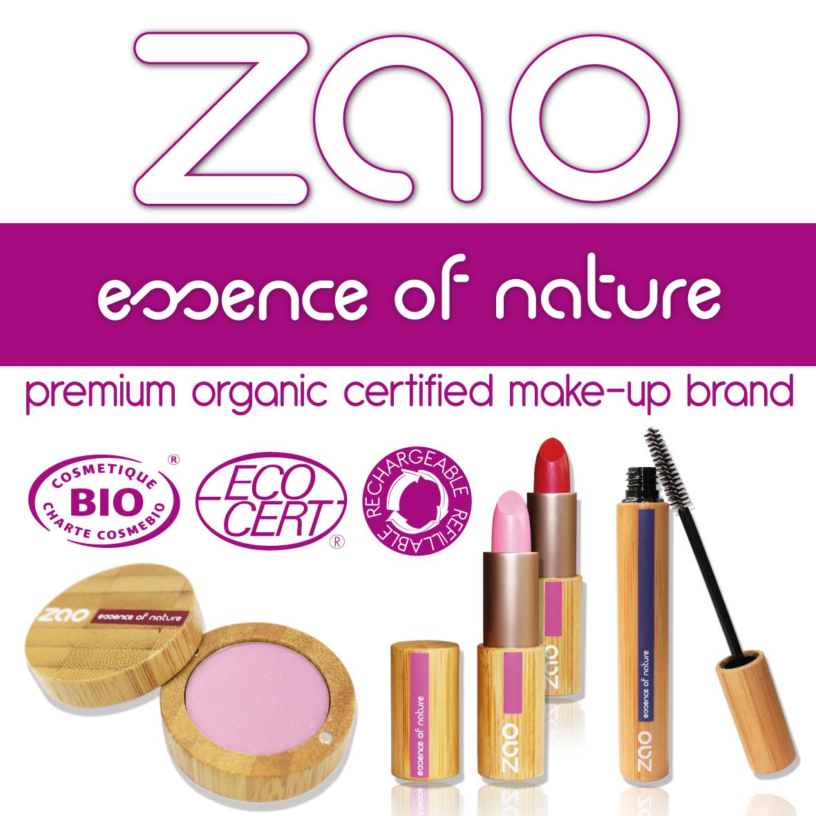Maquillage. visitez le site de Zao Makeup